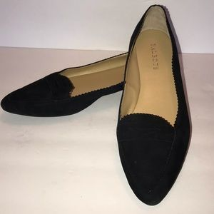 Talbot's Suede Loafer Flat